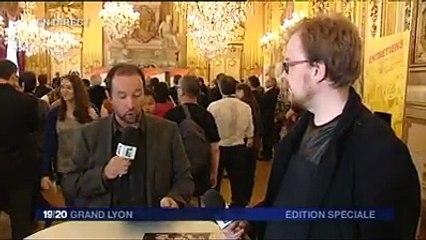 Édition spéciale Lyon BD - France 3