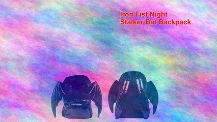 Iron Fist Night Stalker Bat Backpack