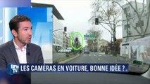 """Sécurité routière: """"les caméras embarquées coûtent entre 30 et 80 euros"""""""