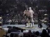 WCW - Yeti à Halloween Havoc 95