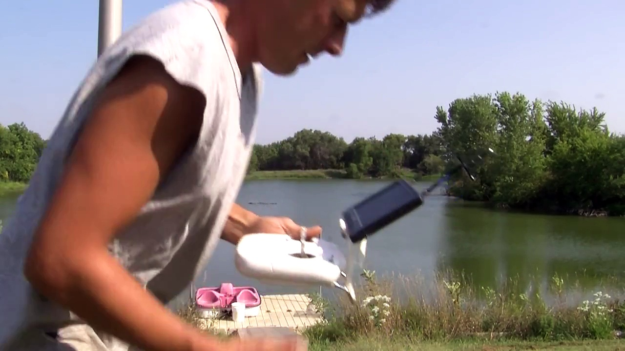 The Future Of Fishing Is Here! See What This Guy Actually Used As A Fishing Rod