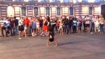 """TOULOUSE. Place du Capitole """"on the dancefloor"""" (Hd 1080)"""