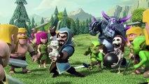 Clash of Clans Movie - Full Clash of Clans Movie Animation (CoC movie of Clash of Clans Commercials)