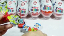 20 Kinder Surprise Eggs Cute Toys Peppa Pig Superhero Play Doh Peppa Pig Family Dough New Episodes
