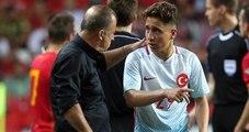 UEFA, Genç Yetenekler 11'ine Emre Mor'u da Dahil Etti
