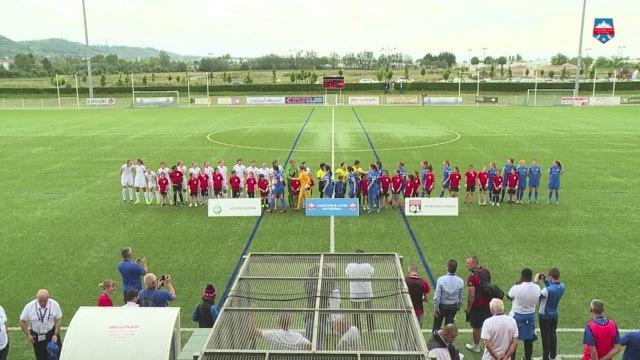 Résumé : Finale Coupe Rhône-Alpes Féminine