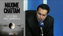 Maxime Chattam invité de Daniela Lumbroso - France Bleu Midi Ensemble