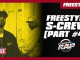 Freestyle [Part #4] du S-Crew (Nekfeu, Framal, Mekra et 2Zer) dans Planète Rap ! #DestinsLiés