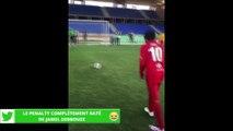 Zap Foot du 8 juin: le penalty raté de Jamel Debbouze, Pogba apprécie la ferveur autour des Bleus, Le crossbar challenge trop facile pour Messi etc.