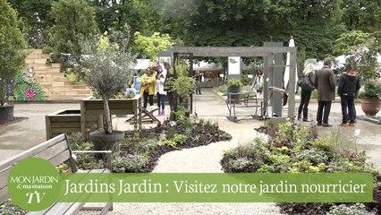 Visitez notre jardin nourricier aux Tuileries