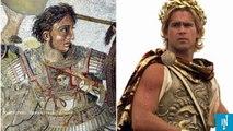 Voici à quoi ressemblaient vraiment ces personnages de films historiques