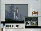 Coverage of STS-95 (The Return of John Glenn to Space) Part 17