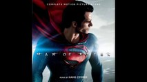 Man of Steel: Complete Motion Picture Score | 29. Superman and Lois Brought Before Zod