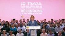 """Intervention de Nicole Bricq lors du meeting """"Loi Travail : Défendons le progrès social"""" du 8 juin 2016"""