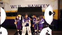 Wilfrid Laurier Men's & Women's Hockey Photo Shoot '16-'17