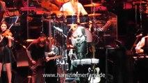 Hans Zimmer - The Dark Knight Remix / Aurora - Hans Zimmer Live - Orange - 05.06.2016