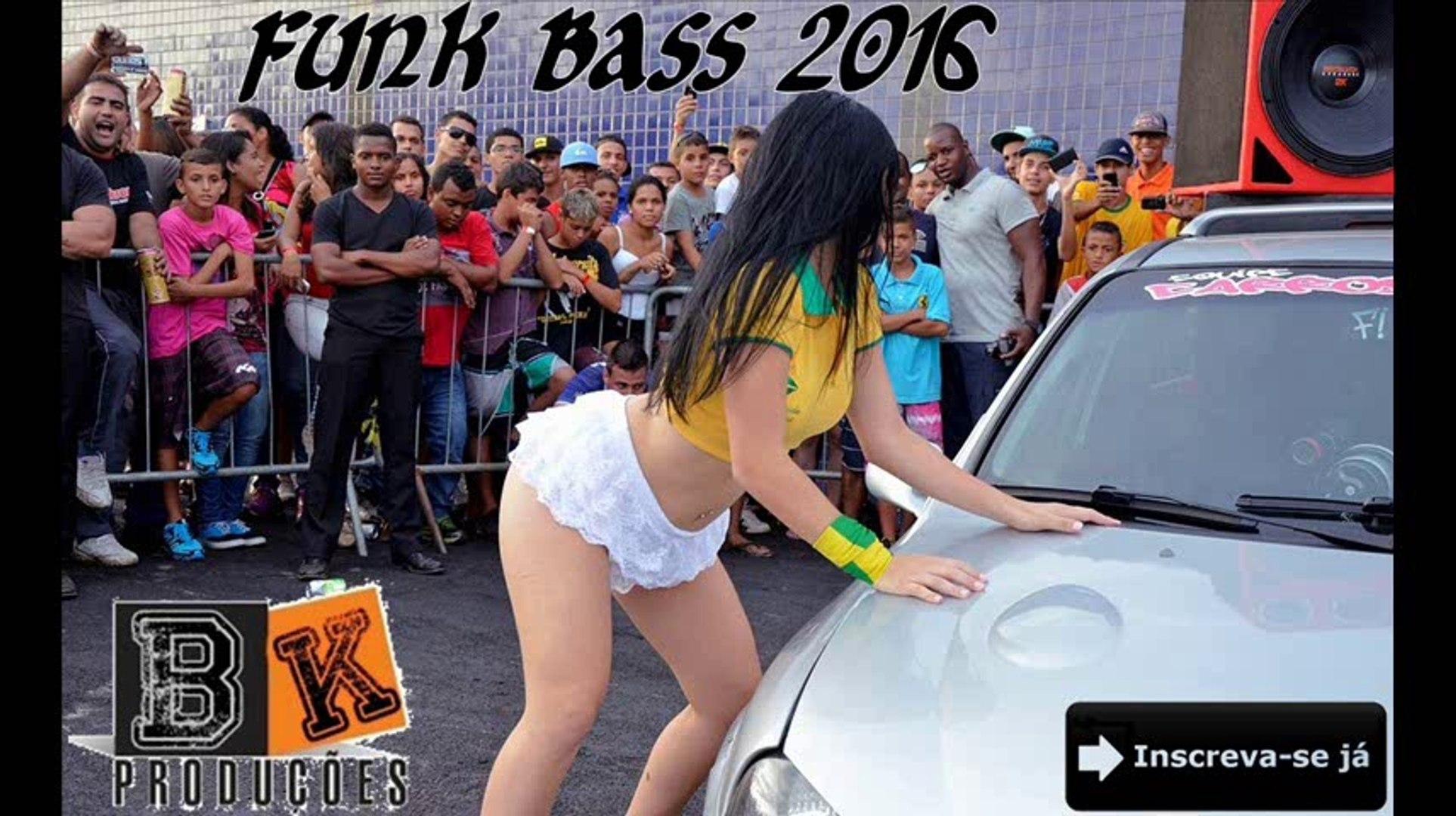funk bass paredao