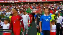 Portugal 3 - 0 Estonia First Half All Goals and Highlights Friendly Match 7-6-2016