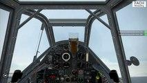 IL-2 Sturmovik entrenando en ME BF-109 E7