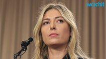Maria Sharapova Says Her Suspension Is 'Unfairly Harsh'