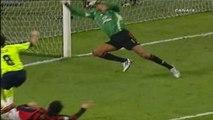 Pinpoint Pass Ronaldinho, Goal Giuly - Barcelona vs. Milan CL 2005/06 Semifinal
