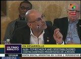 Antigua y Barbuda exige respetar soberanía de Venezuela