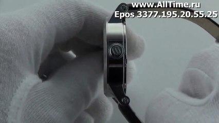 Мужские наручные швейцарские часы Epos 3377.195.20.55.25