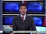 Bolivia: Linera critica declaraciones del expdte. chileno Insulza
