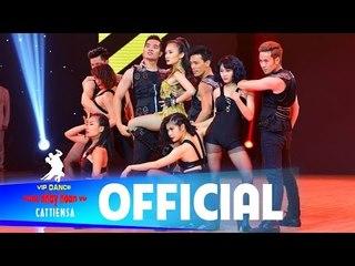 PAPI - HOÀNG MỸ AN   LIVESHOW 4 BƯỚC NHẢY HOÀN VŨ - VIP DANCE 2016 (SEASON 7)
