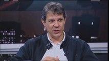 Prefeito de São Paulo concede entrevista exclusiva ao SBT - Parte 2