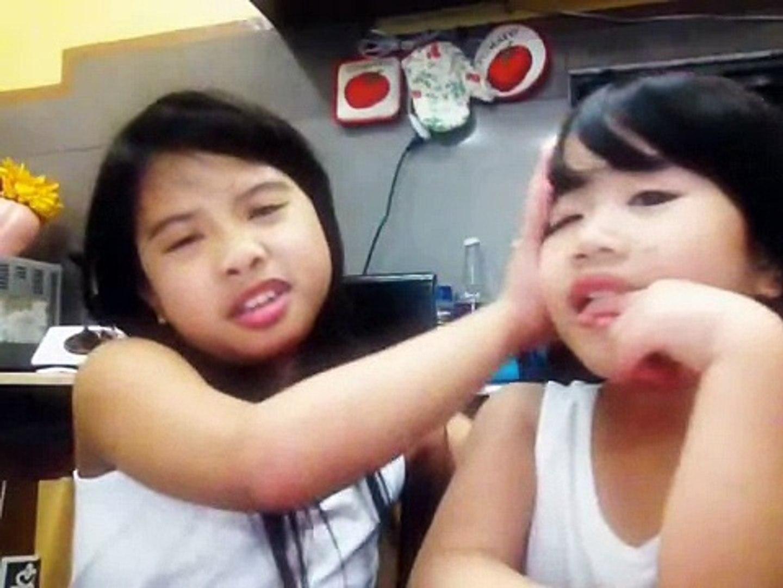 Ketchup challenge || Charming kids tv