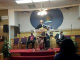 REVIVAL  -  1/21/2012    Faith Deliverance Church of God in Christ Kansas City