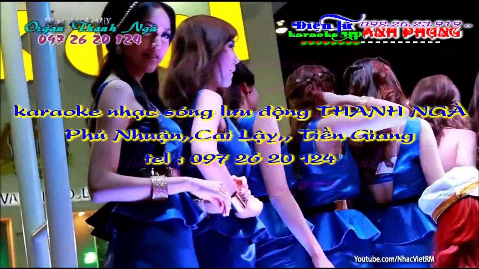 TINH PHAI REMIX karaoke full HD 2016 Điện Tử Anh Phụng