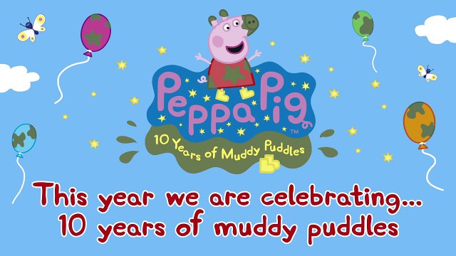 10 Years of Muddy Puddles!