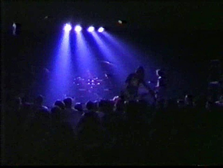 Gorefest 1990 - Horrors In A Retarded Mind Live at Noorderlicht Tilburg on 23-12-1990  Deathtube999
