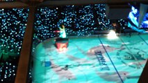 San Jose Players Skate Through Sea of Sharks for Stanley Cup Warmup
