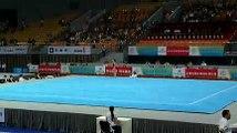 15/5/2009 Jiang Yuyuan AA FX_2009 Chinese Gymnastics National Championship