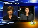 UNTHINK in the news - WFLA - 10-25-2011