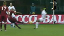 Juventus vs Roma 1-1 | Ampia Sintesi Highlights - Goal Iaquinta