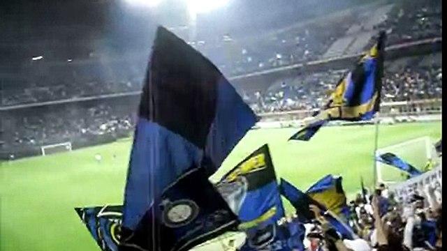 """cantare""""WE ARE THE CHAMPION"""" a San Siro...non ha prezzo....22 05 2010 campioni d'europa"""
