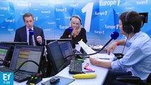 """Nicolas Sarkozy : la grève à la SNCF """"est un scandale"""""""