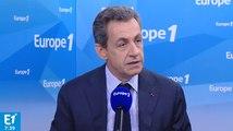 La grève de la SNCF «est un scandale», juge Nicolas Sarkozy