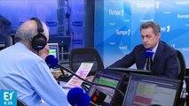"""Nicolas Sarkozy : """"J'assume mon titre de président du parti Les Républicains"""""""