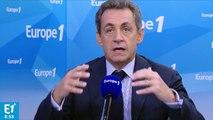 """Nicolas Sarkozy : """"Israéliens et Palestiniens sont condamnés à vivre ensemble"""""""