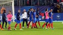 Patrice Evra ● Olivier Giroud ● N'Golo Kanté ● France vs Ecosse 2016