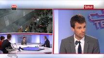 Bruno Julliard : « Ce sont quelques dizaines de personnes de la CGT qui bloquent les entrepôts de bennes à ordures de la ville de Paris »