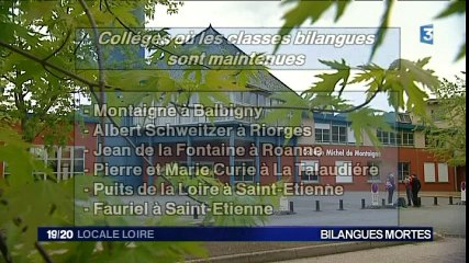 France 3 Loire - 8 juin 2016