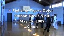 Shihan Doyle Visit - May 25, 2009 - Kihon