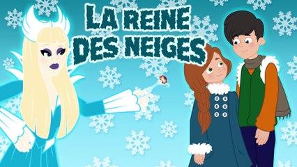 La Reine des Neiges - Dessin animé en français - Conte pour enfants avec les P'tits z'Amis