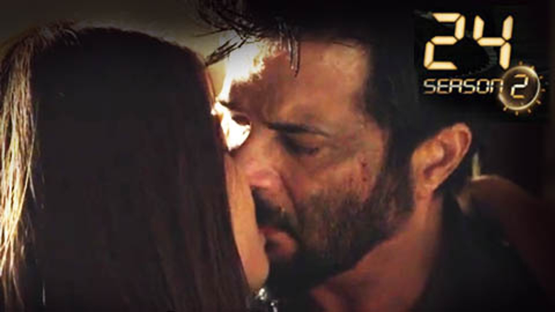 Anil Kapoor & Surveen Chawla's Hot Lip Lock In 24 India Season 2   Colors